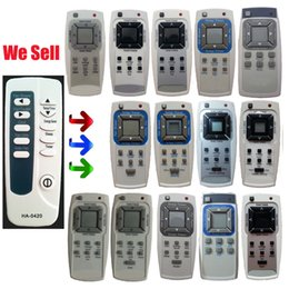 Wholesale Remote Control Pictures - Wholesale- YINGRAY Replacement Remote for Frigidaire Electrolux Air Conditioner Remote Control Listed in the Picture