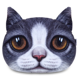 Wholesale Cartoon Headrest - Cute Animal Pillow for Car Auto Travel with Soft Touch Feeling Cartoon Car Soft Headrest Pillow Great For Head And Neck Support