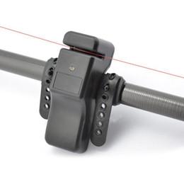 Canada Détecteur numérique de poissons de morsure Détecteur électronique de poissons Bell Détecteur de lumière sur canne à pêche noir pour la pêche de nuit Offre