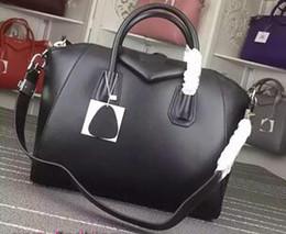 Bolsas de portátiles marcas online-Antigona mini bolso de mano famosas marcas de bolsos de hombro bolsos de cuero real de la manera crossbody bolso de negocios femeninos bolsas de portátiles 2018 monedero
