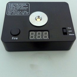 Mini kits de fuego online-El kit de herramientas más nuevo de 521 TAB Mini V3 Medidores de ohmios coilmaster Digital con prueba de resistencia / fuego / carga USB Fit 18650 batería sin DHL