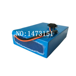 Wholesale E Scooter Charger - 60V 20Ah Battery 1500w Lithium e bike Battery 60v with 67.2v 2A Charger,30A BMS Scooter Bicycle Battery Pack 60v Free Shipping