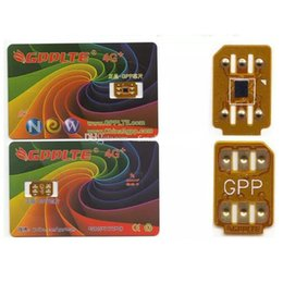 Wholesale Pro Sprint - GPPLTE 4G+ unlock ios10.3 Japan AU softbank Sprint Professional LTE 4G pro Smart Cloud Card, the Unlocking Card Matches Card without Lock