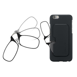 goldene brücke sonnenbrille Rabatt Neue tragbare dünne Adhersive Nase Clip Lesebrille Oculos de grau + 1,5 + 2,0 + 2,5