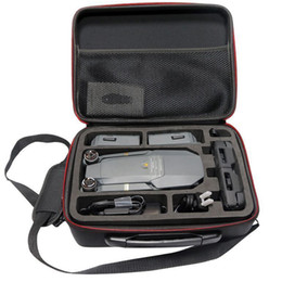 Wholesale Diving Mask New - 100% brand new and high quality EVA Internal Waterproof Shoulder Bag Case Protector For DJI MAVIC Pro