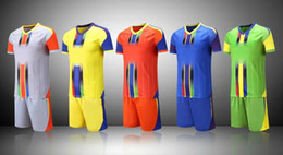 Wholesale Cheap Team Jersey Sets - cheap soccer jerseys team jerseys 2017 2018 high quality football sets football trainning shirts fast ship
