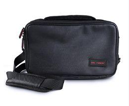 Wholesale E Cig Big Battery - DHL free Coil Master Vape Bag Big Capacity Vape Handbag Messenger Bag Vape Gear Carrying Case E Cig MOD Battery Tool Kit Series