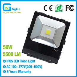 Wholesale Aluminum Led Lamp Heatsink - Good heat dissipation Fin heatsink aluminum housing led flood lamp led floodlights long life 5 years warranty