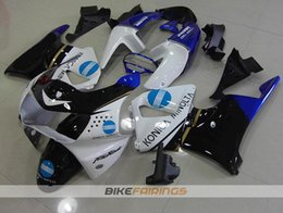 Wholesale Honda Cbr919 Fairing - 4 Free gifts New ABS Fairings set for Honda CBR900RR 919 98-99 CBR919RR CBR919 1998 1999 98 99 fairing kits nice black white blue color