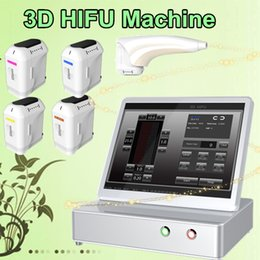 Wholesale Ups For Home Use - 3D HIFU ultrasound machine wrinkles removal hifu ultrasound machines for weight loss home use salon shape up body slimmer