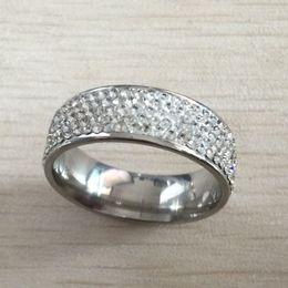 буквы l кольца Скидка 2019 новый модный бренд кольца из 18-каратного белого золота из нержавеющей стали серебро буква A B C Y L T S G F красные серьги для женщин мужчин
