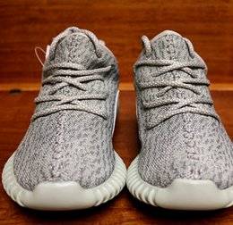 Wholesale Low Price Free Runs - Free Fast Shipping Boost 350 Kanye West Shoes With Box,Low Price Selection 350 Boost Pirate Black,Turtle Dove,Moonrock,Oxford Tan