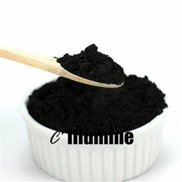 Wholesale Charcoal Material - Bamboo Charcoal Powder Black Color DIY Materials For Skin Care Makeup Handmade Soap Powder