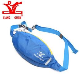 Wholesale Cheap Sports Bag - Wholesale- XiangGuan Running sport bags men and women cheap Jogging walking fishing bags 2397 1.5 L colorful waterproof waist bags