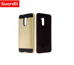 Wholesale trio cases - Wholesale 2 in 1 TPU+PC Protective Back Cover Case For ZTE Blade L3 V6 N817 Z831 Avid TRIO Cheers Sonata3 N9132 z828 N9136