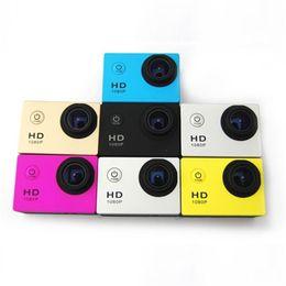Wholesale Mcu Digital - Wholesale- 1.8-inch MCU USB2.0 Sports DV Outdoor Camera Waterproof Mini HD Digital DV