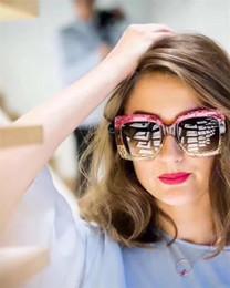 Wholesale Boy Girl Case - Brand Designer Sunglasses High Quality Oversiezed Sunglasses GG05 Men Glasses Women Sun glasses lens Unisex with Original cases and box