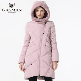 Wholesale Duck Collection - 2017 New Winter Collection Brand Fashion Thick Women Winter Bio Down Jackets Hooded Women Parkas Coats