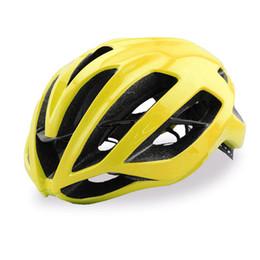 Wholesale Helmet Cycling Green - Bicycle Cycling Helmet Road Mountain In-mold Ultralight Bike Helmet 2017 Tour de France Road race SKY protone Helmet
