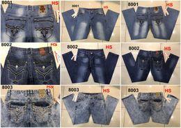 Wholesale medium length coats - Popular Robin Mens Rock Revival Jeans Summer Mens Shorts Hip Hop Men Jeans Slim Motorcycle Moto Biker Causal Mens Denim Pants