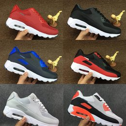 Wholesale B Essential - 20 Color New Air Cushion 90 ULTRA ESSENTIAL Men Casual Shoes Sneaker Sports Shoes Trainers size 40-45