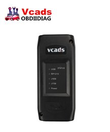 Wholesale Finnish Languages - VCADS Pro 2.40 for Volvo Truck Diagnostic Tool With Multi languages read and clear fault codes for volvo