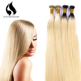 Wholesale Trade Brazilian Hair - Trade Assurance Nano Hair Extension High Quality Factory Supplied 100% Brazilian Human Virgin Hair Full Cuticle Hair Extension