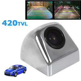 Wholesale View Images - Dustproof and Waterproof Delicate 170 Degrees Car Rear View Backup Camera with Color Image Sensor CAL_020