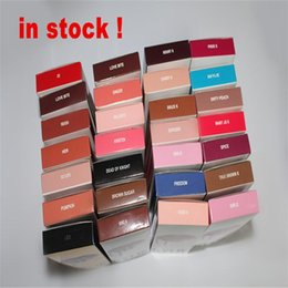 Wholesale Green Matte - New Stocking!!Kylie Lip Kit by Kylie jenner Lip gloss lipstick 42 colors non-stick cup line pen matte lipsticks 1set=1lipstick+1lipliner