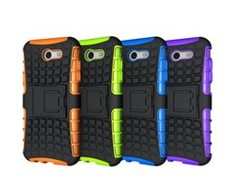 Wholesale Market Phones - TPU Heavy Duty Armor Cover Case For Samsung J3 With Screen Protector Stylus injection mobile phone shell with kickstand Europe USA Markets