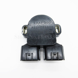 Wholesale Sensor Altima Nissan - TPS Sensor Throttle Position Sensor A22-669B00 A22-669-B00 For Infiniti G20 for Nissan Maxima Altima Original (used)