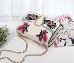 Wholesale High Fashion Bags Brand - High quality Original Women Bag small bags Italy Luxury Brand bags Fashion Designer 2017 new with butterfly