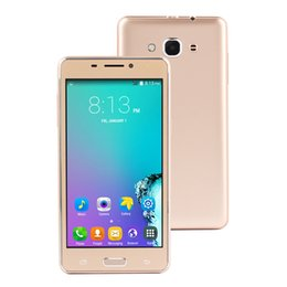 Wholesale Low Price Android Mobile Phone - Outside the single export dual core mobile phone 5 inch low price 3G Android multi language foreign trade smartphone