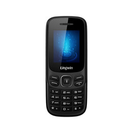Wholesale Mobile Mp - 1.77 Inch Lingwin N1 CellPhone SC6513DA 32MB RAM 32MB ROM GSM Mobile Phone with 0.08 MP back camera