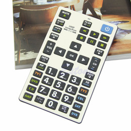 Wholesale 1pc Sat - Wholesale- 1Pc Universal Learning Remote Control Controller 8 Devices For L800 For TV SAT DVD New-50PA
