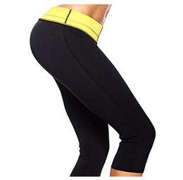 Wholesale Slimming Corset For Sale - new hot shapers pants hot sale Neoprene Slimming Pants Body Shaper Slimming pant waist Plus Size body corset bodysuit for women S-XXXL