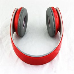Wholesale Dj Headphones Black High Performance - New Brand Wireless Headphone Headsets Noise cancelling Bluetooth DJ Headphones High Performance Headphones VS S tudio 2.0 Wireless Heaphones