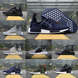 Wholesale M Ducks - Original NMD_XR1 PK Running Shoes Wholesale Cheap Sneaker NMD XR1 Primeknit OG PK Zebra Bred Blue Shadow Noise Duck Camo Fall Olive