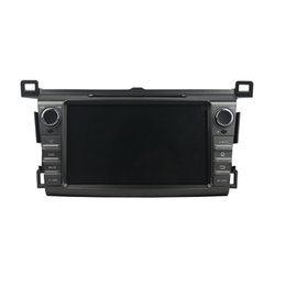 Wholesale Toyota Rav4 Dvd Player - Best price 8inch Android Car DVD player for Toyota RAV4 with GPS,Steering Wheel Control,Bluetooth, Radio