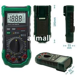 Wholesale Voltage Inductance - Freeshipping 3 1 2 Digital Multimeter LCR Meter AC DC Voltage Current Resistance Capacitance Temperature Inductance Test