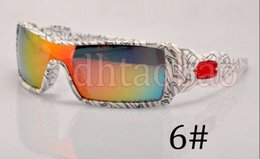 Wholesale Over Sunglasses - Moq=1Pcs High Quality Unisex Integration Lens Over Sized Polarized Sunglasses +Case Goggle Cycling Beach Glasses 13 Colors Free Shipping