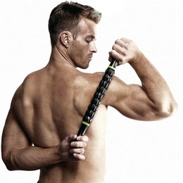 Wholesale Gym Stick - Gym Sports Full Body Muscle Massager Roller Stick Trigger Point Recovery Tool