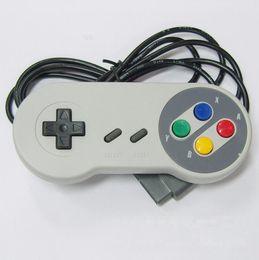 Wholesale 16 Bit Games - 10 Keys Game Gaming 16 Bit Controller Gamepad Pad Joystick for SFC Super Nintendo SNES System