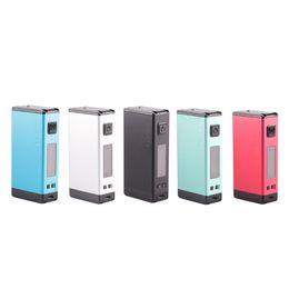 Wholesale Itaste Power Bank - 100% Authentic Innokin iTaste MVP4 Box MOD Built In 4500mAh Lipo Battery 510 Thread 5 Colors Power Bank E Cigarette Vape Mod