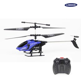Wholesale Mini Helicopter Batteries - FQ777-610 RC Drone RC Remote Control Mini Helicopter Pilot 3.5CH 2 RFT Gyro with Retail Package