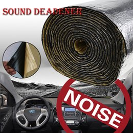 Wholesale Heated Rubber Mat - Sound Deadener Car Heat Shield Reflective Insulation Deadening Noise Proof Proofing Mat