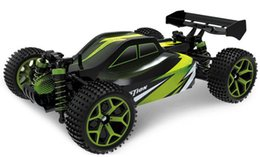 Wholesale Radio Control Off Road - Wholesale- 4WD Buggy 40km h Highspeed Off-Road 1:18 RC Car 2.4G Radio Control Truck Updated Version RTR