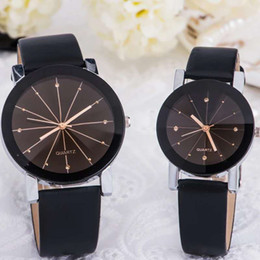 Wholesale New Sweet Love Star - Black Star Brands Children Fashion Casual Watch Girl Cute Love Color Pattern Sweet Quartz Wristwatch Popular Student Kid Watch