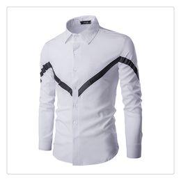 Cheap Korean Designer Shirt Men | Free Shipping Korean Designer ...