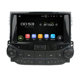 Wholesale Dvd Car For Chevrolet - Fit for Chevrolet Malibu 2015 Android 5.1.1 OS 1024*600 HD car dvd player gps radio 3G wifi bluetooth dvr OBD2 FREE MAP CAMERA